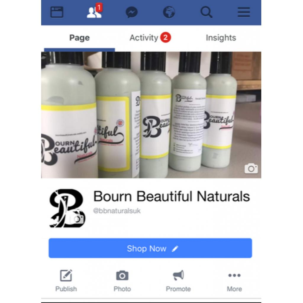 We Have a new Facebook Page!!
