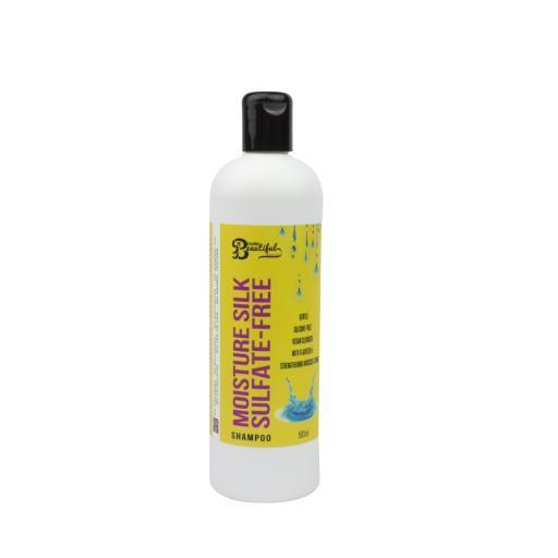 Moisture Silk Sulfate-Free Shampoo