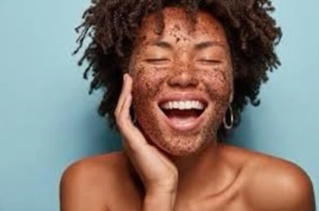 The Benefits of Exfoliation